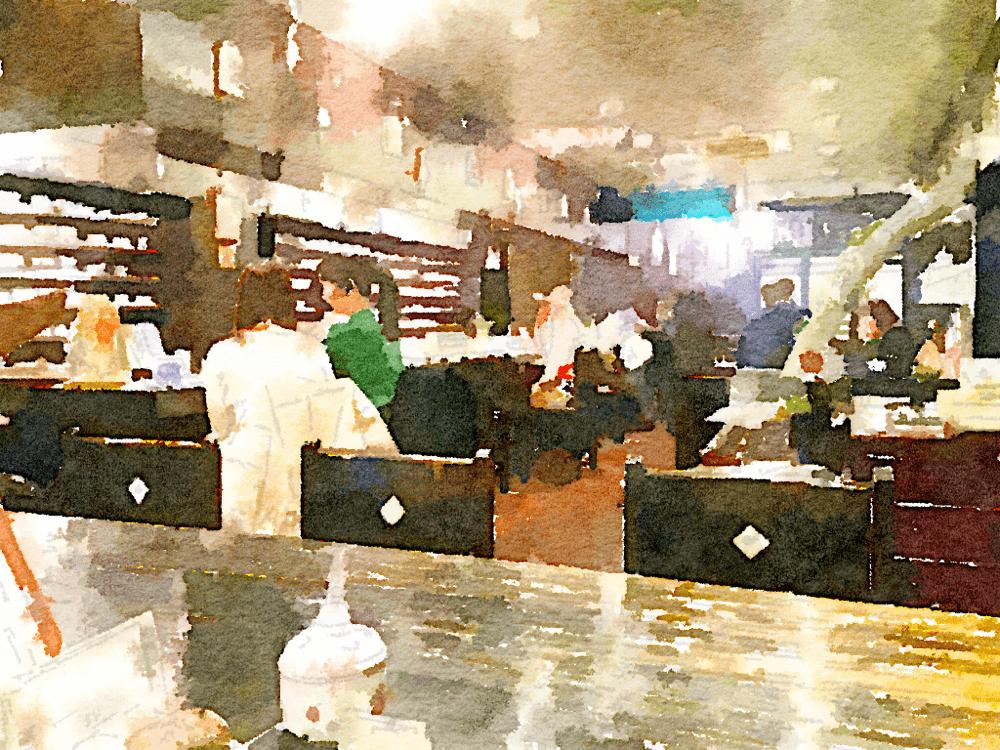 古瀬戸珈琲店(神保町)