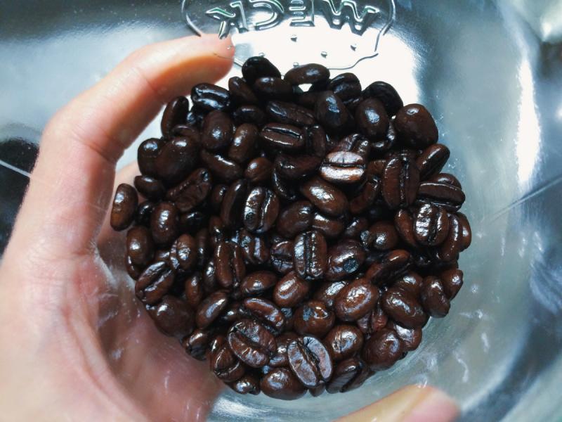 リアル自家焙煎の珈琲豆